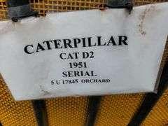 Caterpillar D2