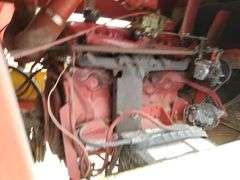 1112 New Holland Haybine Self Propelled
