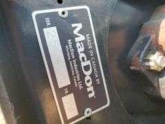 2010 MacDon M150 Swather w/ 40 ft Header