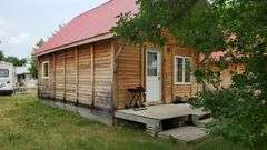 Cabin Year Round Liveable #8