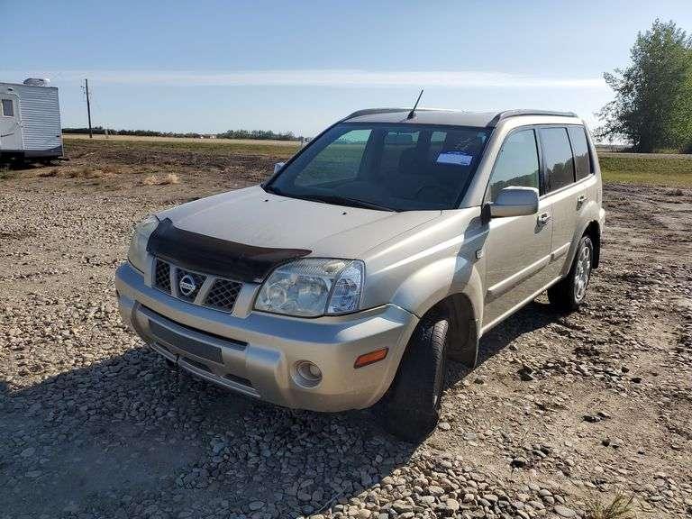 2005 Nissan Xtrail JN8BT08VX5W101278