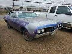 1969 Olds cutlass 442 448791110901