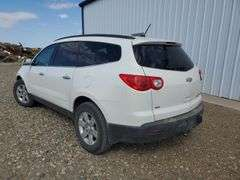 2011 CHEVROLET Traverse 1GNKVGED6BJ384336
