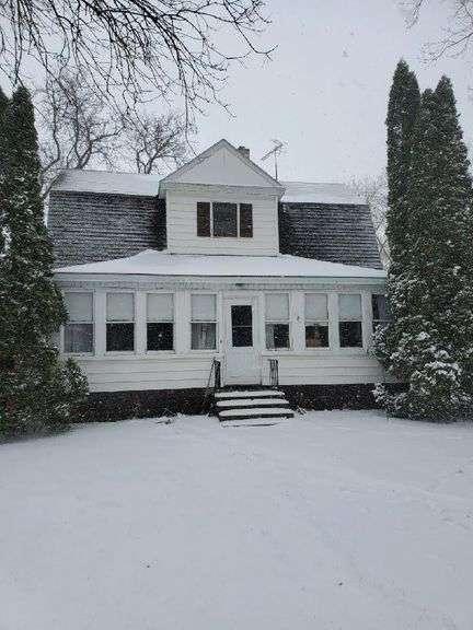 Mrs Jane (Sidney) Sagedahl Estate