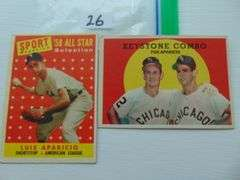 Norm Westby Sports Card Collection